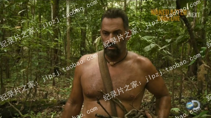 Discovery 赤裸与恐惧 丛林求生 第二季 Naked and Afraid S02